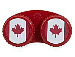canadianflagcontactlenscase
