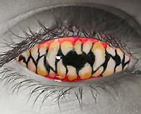jagged teeth contact lenses
