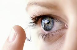 light sensitive eyes