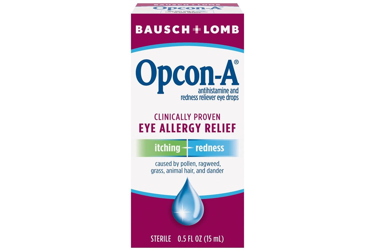 Opcon A allergy relief