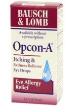 Opcon A allergy relief