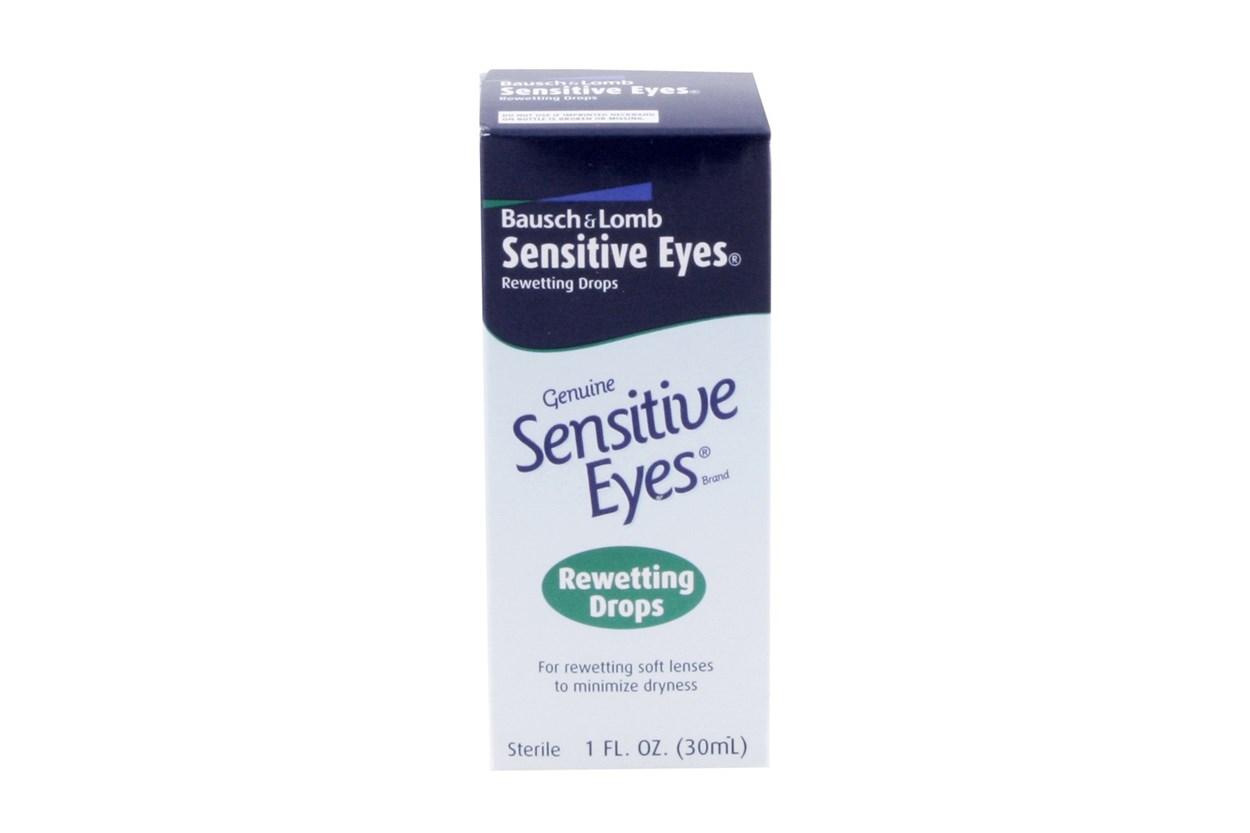 sensitive eye drops
